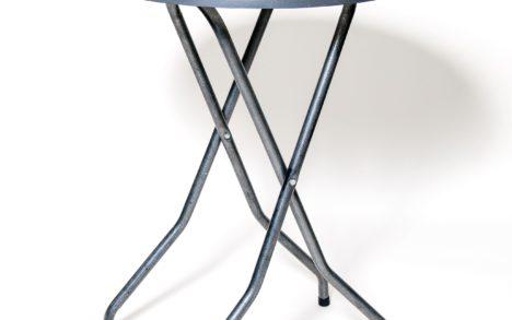 Pystypöytä harmaa